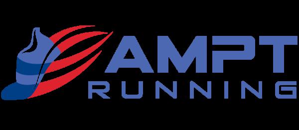 AMPT Running Logo